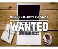 Urgently Required Executive Assistant in Abu Dhabi