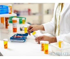 Pharmacist and Trainee Pharmacist Required in Dubai