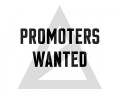 Promoters Required in Dubai
