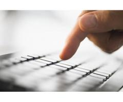 Typist Required for a Typing Center in Dubai
