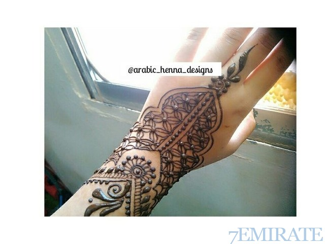 Henna home service in Dubai at affordable price