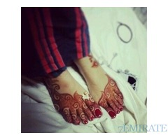 Best henna home service at your door step