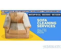 Dream Home Professional Cleaning Office Home carpet sofa  Dubai 0502255943