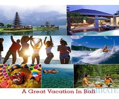 Eid holiday vacation in Bali from Dubai