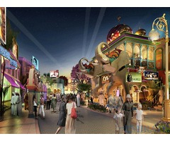 Dubai Parks Bollywood Ticket for Sale