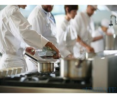 Kitchen Staff Required for Advanced Facility Management in Abu Dhabi