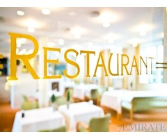 Staff Required for Restaurant located in Ajman