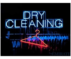 Dry cleaners urgently required a laundry pressman in Dubai