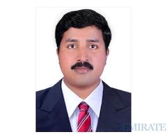 UAE Experienced B.Com Graduate Accountant Seeking Job(Experience: 7.10 Yrs