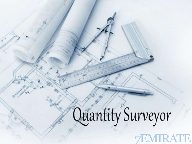 Looking for a Qualified Quantity Surveyor for Construction Company