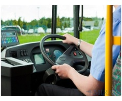 Bus Driver required for a company in Media production zone
