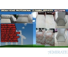 SOFA CARPET SHAMPOOING CLEANING WITH LATEST MACHINES CALL DHCS -0502255943