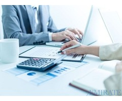 Accountant Cum Admin Executive Required for SAIF Zone based company