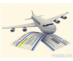 Air Ticket Voucher for Sale in Dubai Worth of 650 AED