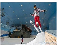 Ski Dubai Voucher Slope 3 Pass for Sale in Dubai