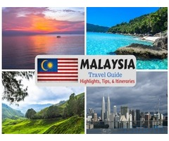A trip to Malaysia from dubai