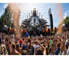 Tomorrowland ticket 450 dirham only