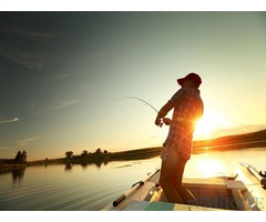 Fishing Trips for 6hours only from Dubai