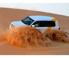 Deluxe Desert Safari with BBQ Buffet in Dubai