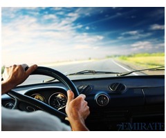 Light vehicle driver required on visit visa in Dubai