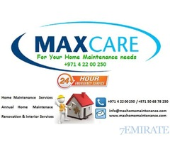 Villa Maintennace Packages Emergency Home Maintenance Services Ac Repair Dubai