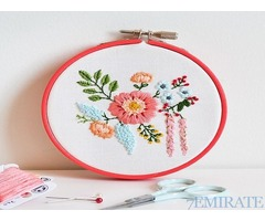 Stitching and embroidery classes in Ajman