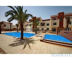 Hot deal! Garden view Studio Terrace Apt for Sale in Abu Dhabi