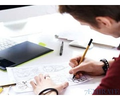 Urgent Requirement of Graphic Designer in Dubai
