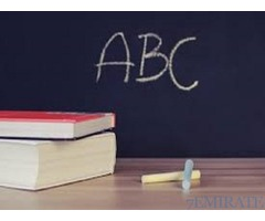 English Teacher Required for Language Institute in Ras Al Khaimah