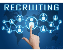 Need Energetic HR Recruiter and Marketing people for Recruitment company