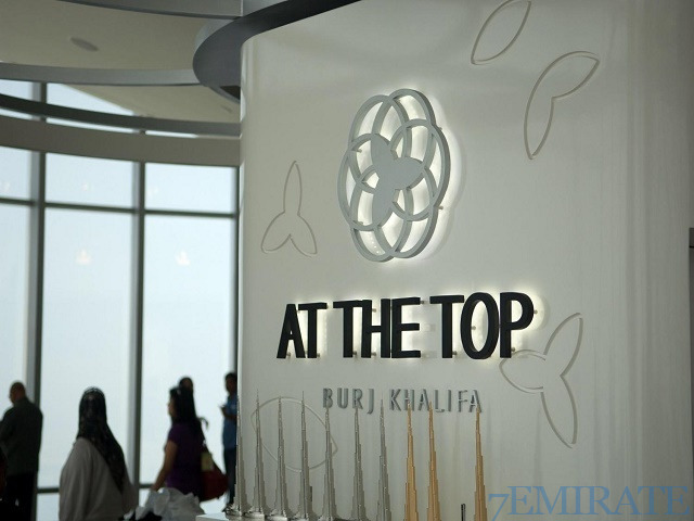 Ticket Voucher for at the top of Burj Khalifa for Sale