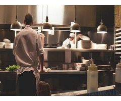There is an urgent job vacancy for Kitchen Manager in Dubai
