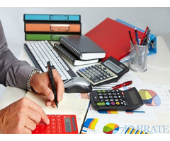 Required Accountant for a Supermarket in Dubai