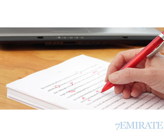 Thesis Editing | Proofreading Service In UAE