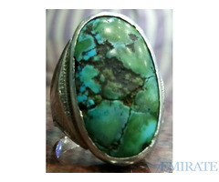 ANTIQUE SHAJARI FEROZA RING FOR SELL