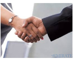 We Required a European Sales Representative in Sharjah