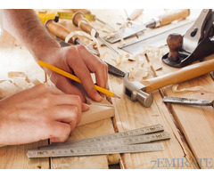 Furniture Carpenter Required with Experience in Dubai
