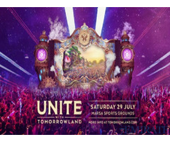 Tickets to Unite with Tomorrowland for Sale in Dubai