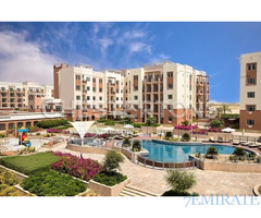 Studio Apartment With A Shared Swimming Pool for Sale in Abu Dhabi
