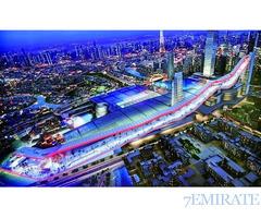 10% ROI, Best Location in Meydan District 1, Studio Starting 429,000 only!