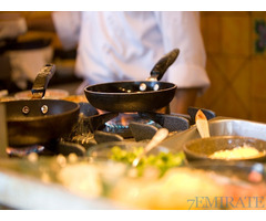 Lebanese Cook Required for a Reputed Hospitality Company in Dubai
