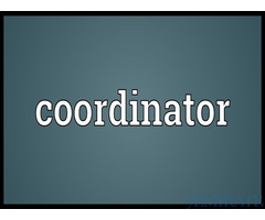 Plant Co-ordinator Job in Sharjah