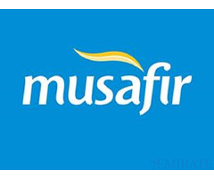 Musafir Ticket Voucher for Sale in Dubai
