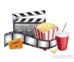 Movie tickets for Sale at Discounted Price in Dubai
