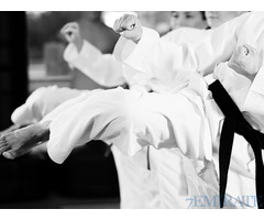 Self defense and body conditioning by Martial arts in Sharjah