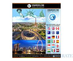 Travel Visa  China, Brazil, Nigeria, Canada, Turkey, Singapore, Malaysia