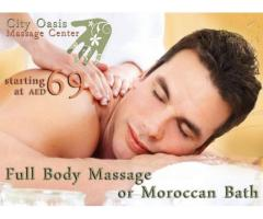 Oasis Spa and Massage Center in Dubai