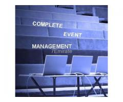 Event Management Services in Dubai