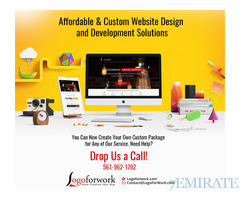 Huge Discount offer on Business Website Design Florida, Tampa, Miami, Dubai
