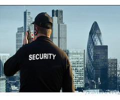 Security guards required for a company in Dubai